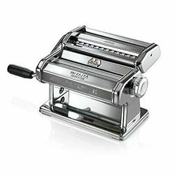 Marcato Atlas 180 Pasta, Made in Italy, Stainless Steel, 180