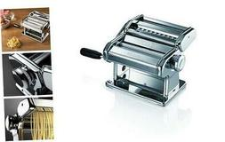 Marcato Design Atlas 150 Pasta Machine, Made in Italy, Inclu
