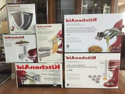 KitchenAid-Mixer Attachment Set / 6-Piece - Everything You N