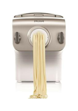 NEW Philips Avance Collection HR2357/05  Pasta Maker 4 Shapi
