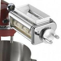 NEW Kitchenaid KRAV Ravioli Maker Stainless Steel Attachment