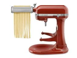 new kitchenaid ksmpra 3-piece pasta roller and cutter set st