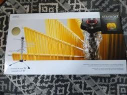 NEW Marcato Tacapasta 16 Arm Pasta Drying Rack - Gold