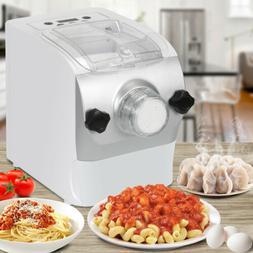 Pasta and Noodle Maker Plastic White Automatic Mixing Kneadi