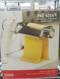 Bosch pasta attachment