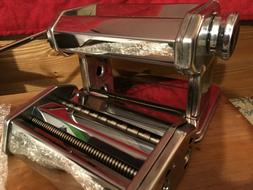 Fox Run Pasta Machine Maker Steel Manual 57666 NEW! FREE SHI