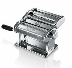 Pasta Machine maker, steel Marcato Design noodle roller spag