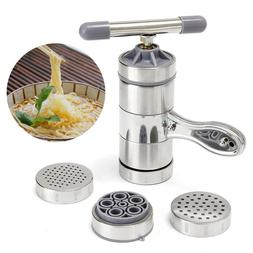 Pasta Machine Spaghetti Makers Penne Noodles Ramen Stainless