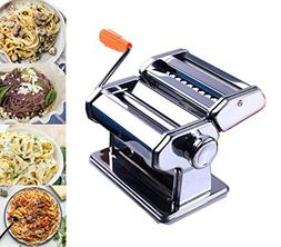 Pasta Maker Machine, Stainless Steel roller and cutter for S