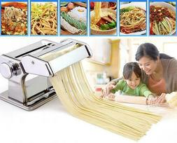 Pasta Maker Roller Machine 7 inch Dough Making Fresh Noodle