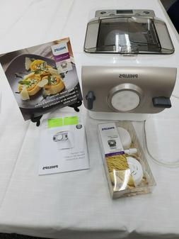 Phillips Pasta Maker NEW   with additional Pasta kits & Reci