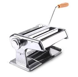 "Portable Pasta Maker Roller 150mm 6"" Health Machine 50mm & N"