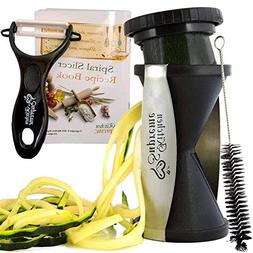 Spiral Slicer Spiralizer Complete Bundle - Vegetable Cutter