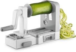 SPIRALIZER VEGETABLE SLICER Noodle Maker Zucchini Pasta Food
