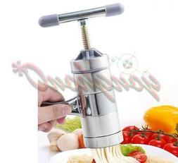 Stainless Steel Manual Noodles Press Machine Household Pasta