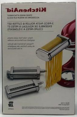 KitchenAid® Stand Mixer 3-pc. Pasta Roller and Cutter At