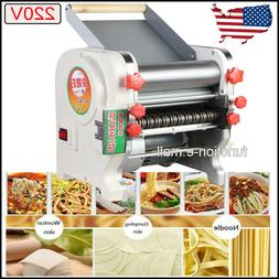 US 220V Commercial Stainless Steel Electric Pasta Press Make
