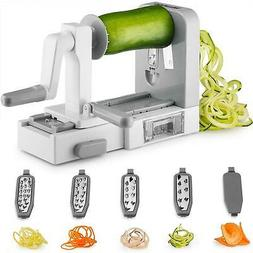 Vegetable Spiralizer Veggie Zucchini Spiral Slicer Pasta Noo